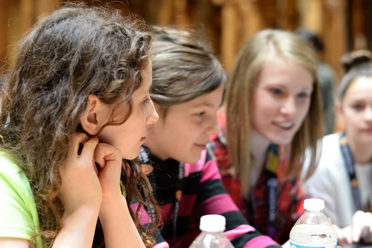 Teaching Entrepreneurship to Young Girls