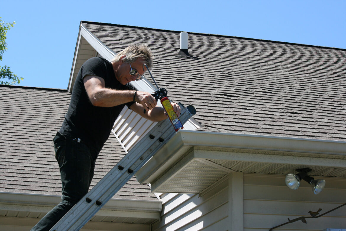 Features of the Gutter Repair Service
