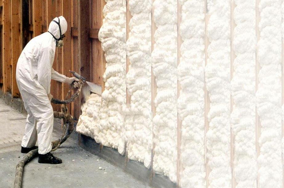 Do You get to Cover Spray Foam Insulation?