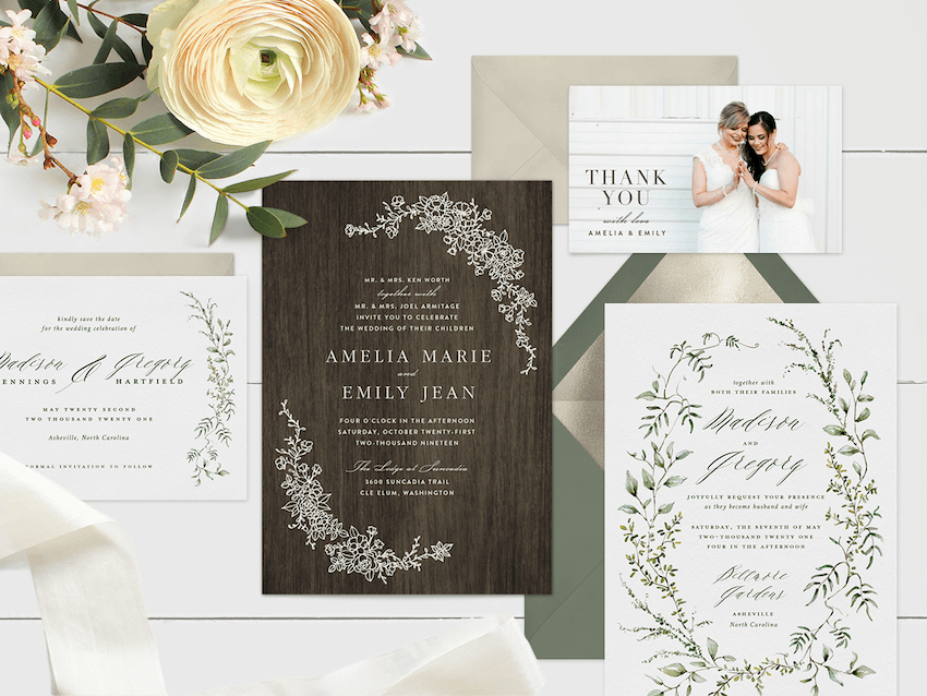 Tips for Successful Wedding Invitations
