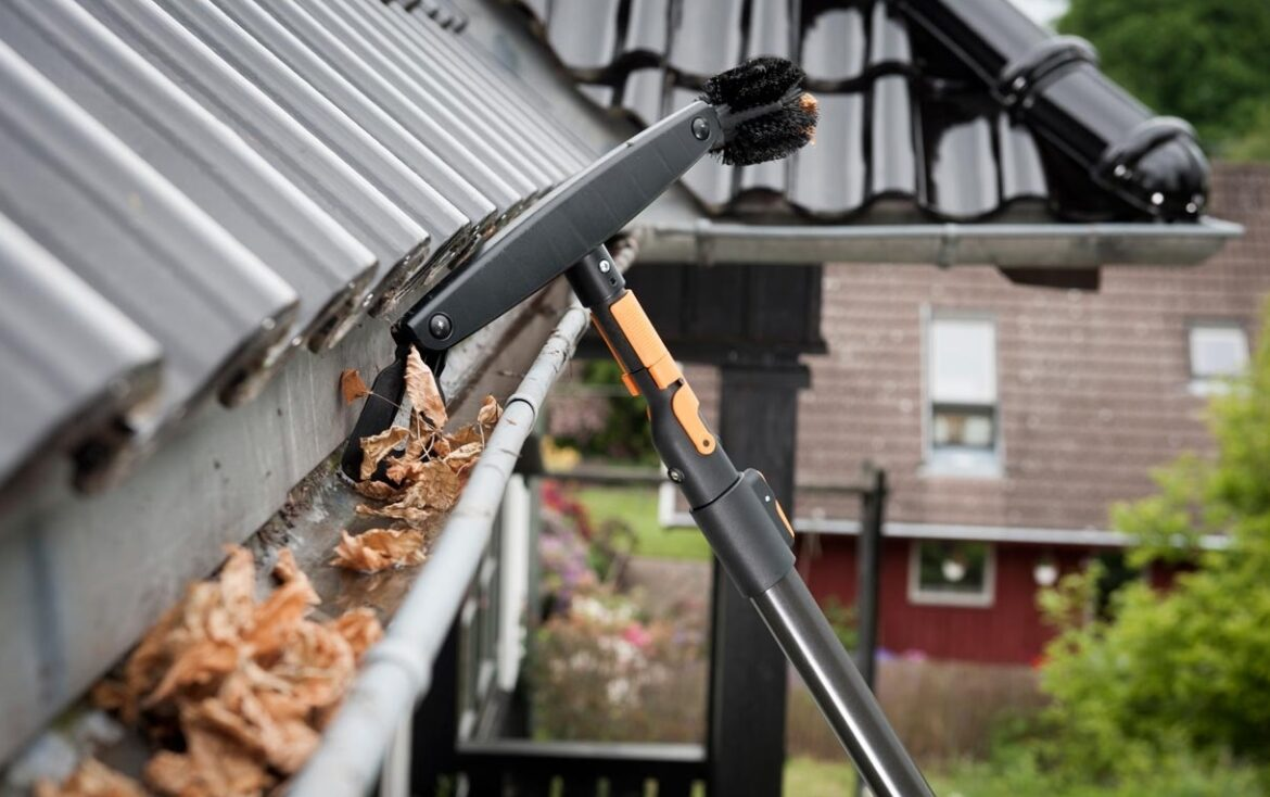 Cleaning Your Gutter System