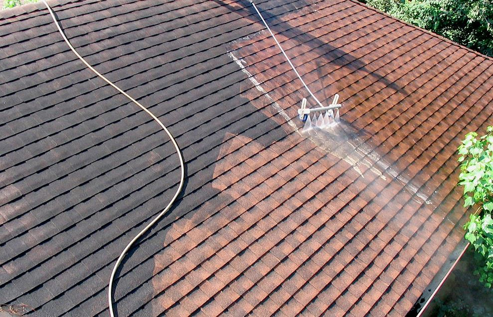 Roof Cleaning Tips and Functions