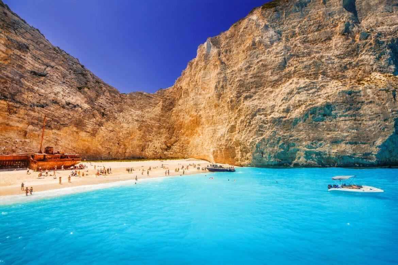 Zante, Greece Beach Guide