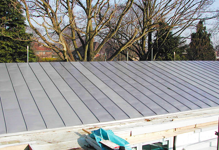 4 Various Metal Roofing Materials